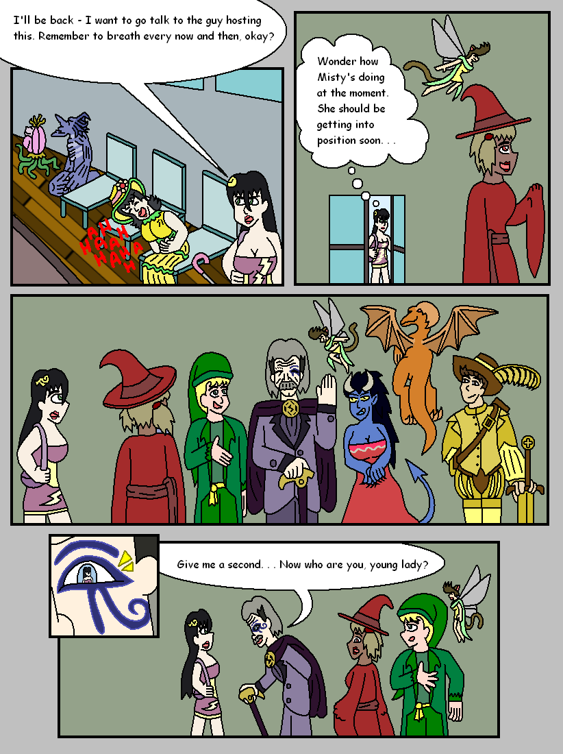 The Nine Eyes, Page 4