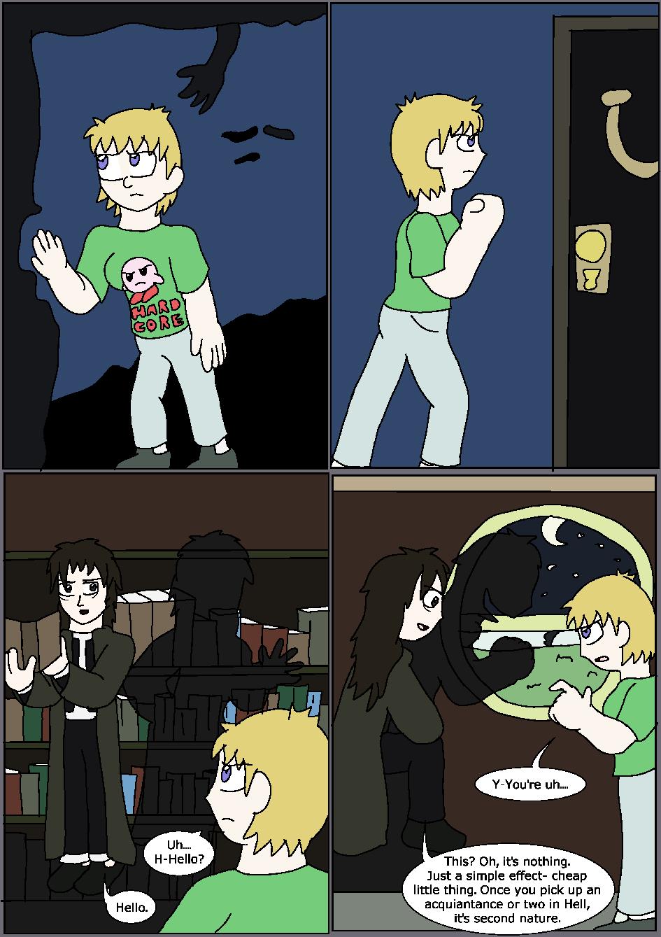 La Familia, Page 6