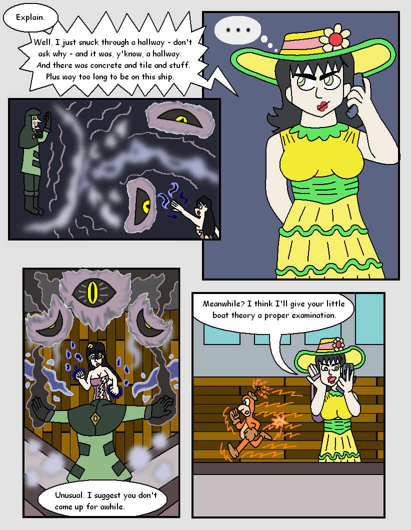 The Nine Eyes, Page 12