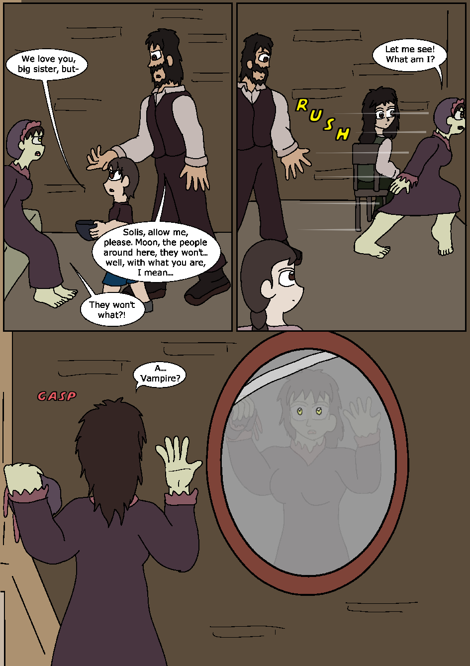Moon To Blood, Page 13