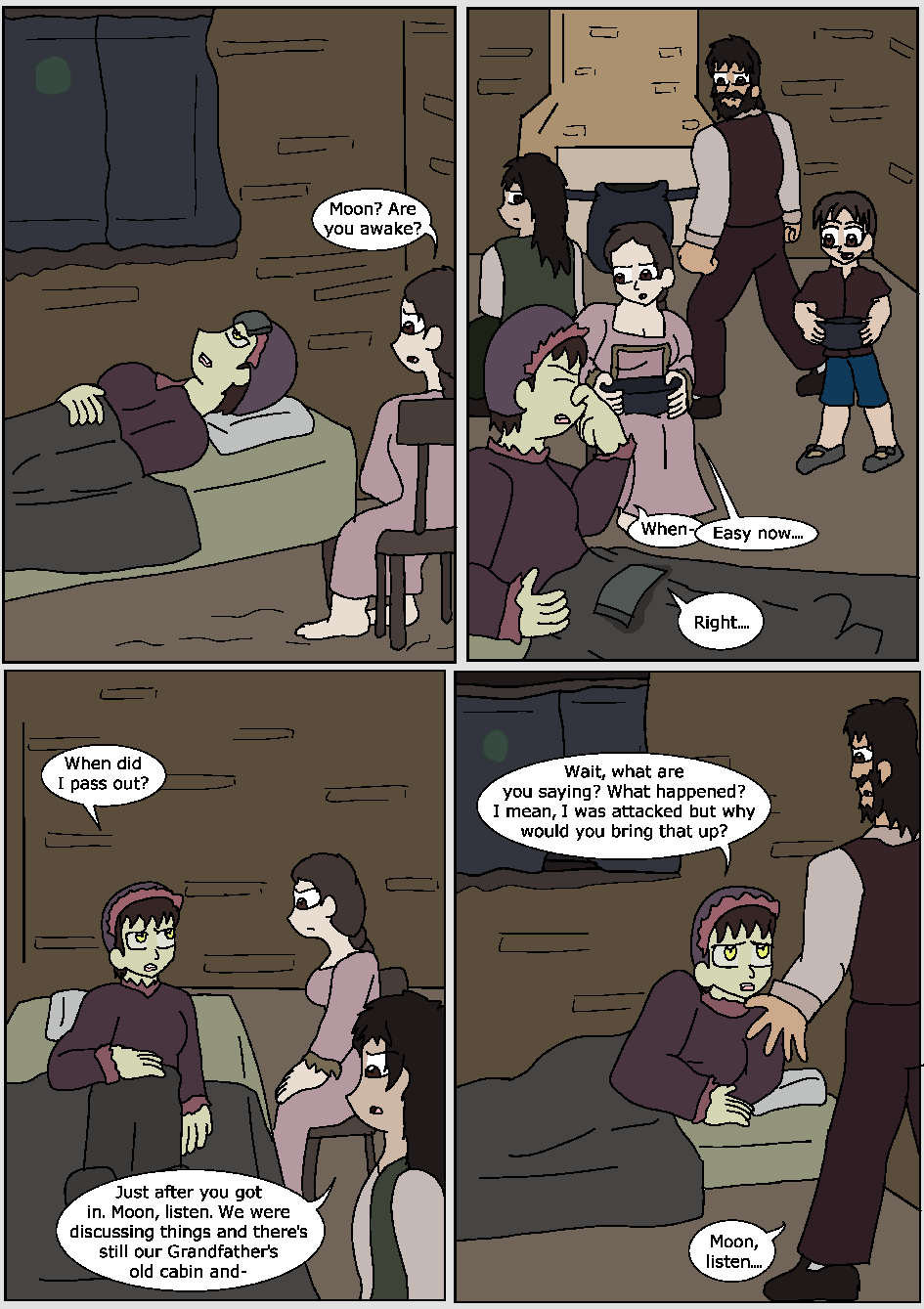 Moon To Blood, Page 12