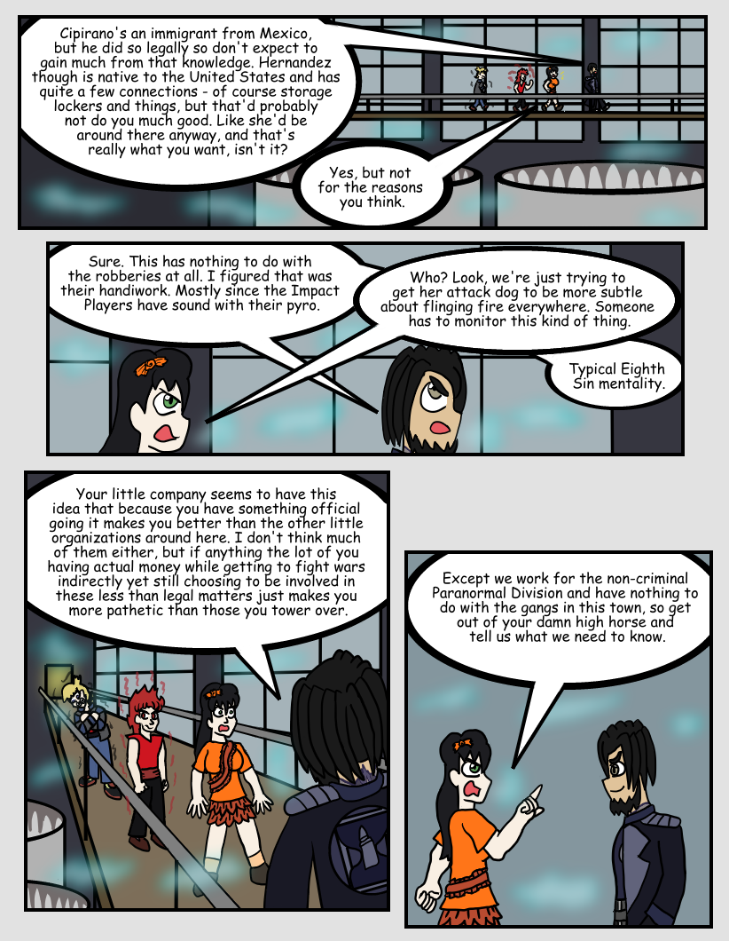 The Hidden Flame, Page 26