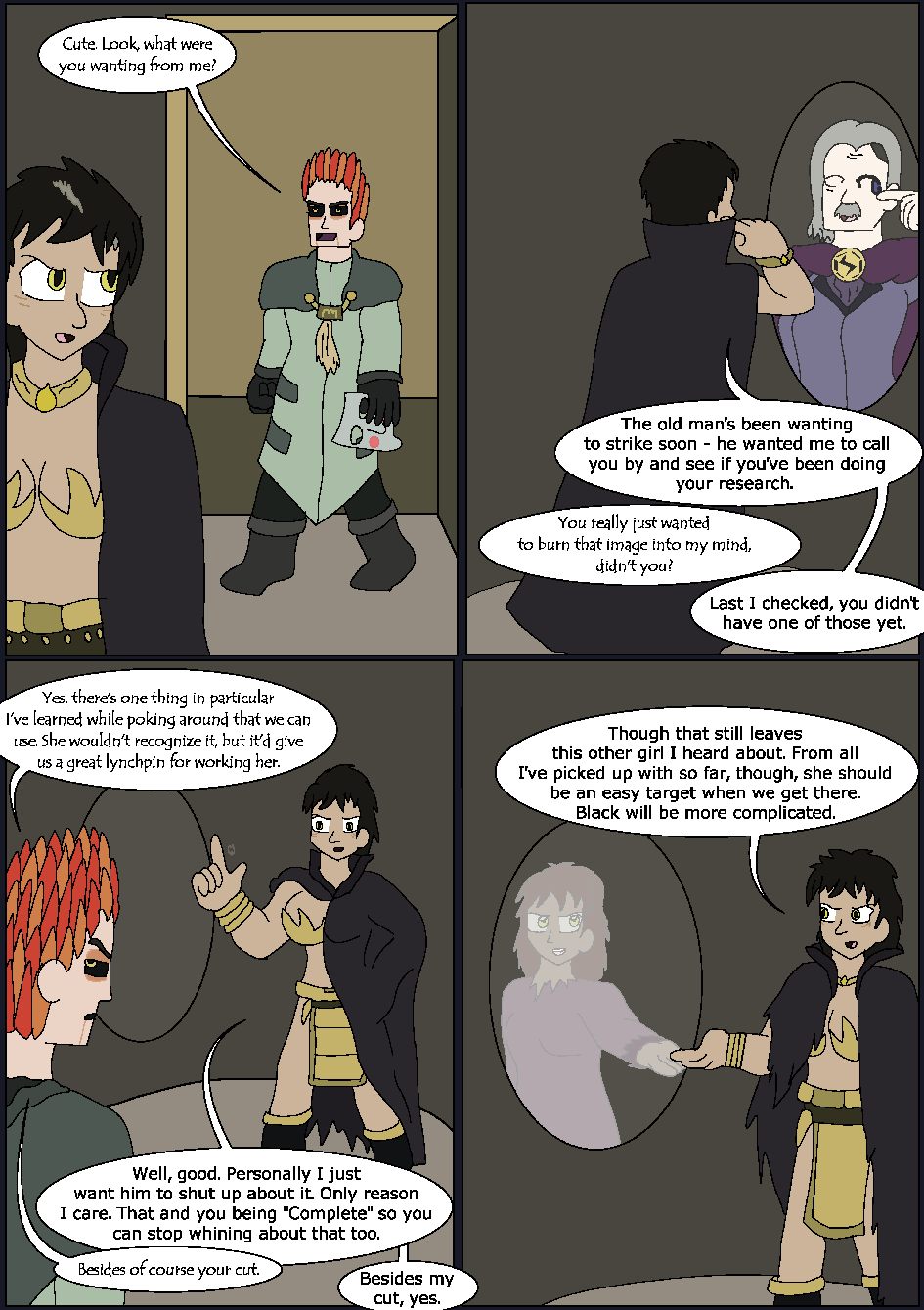 The Hidden Flame, Page 43