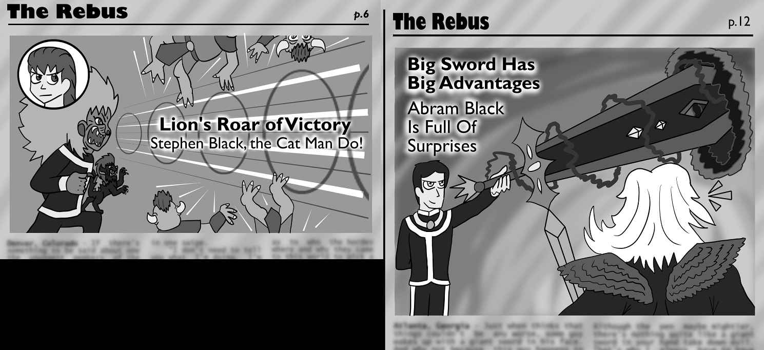 Filler: The Rebus, Page 4