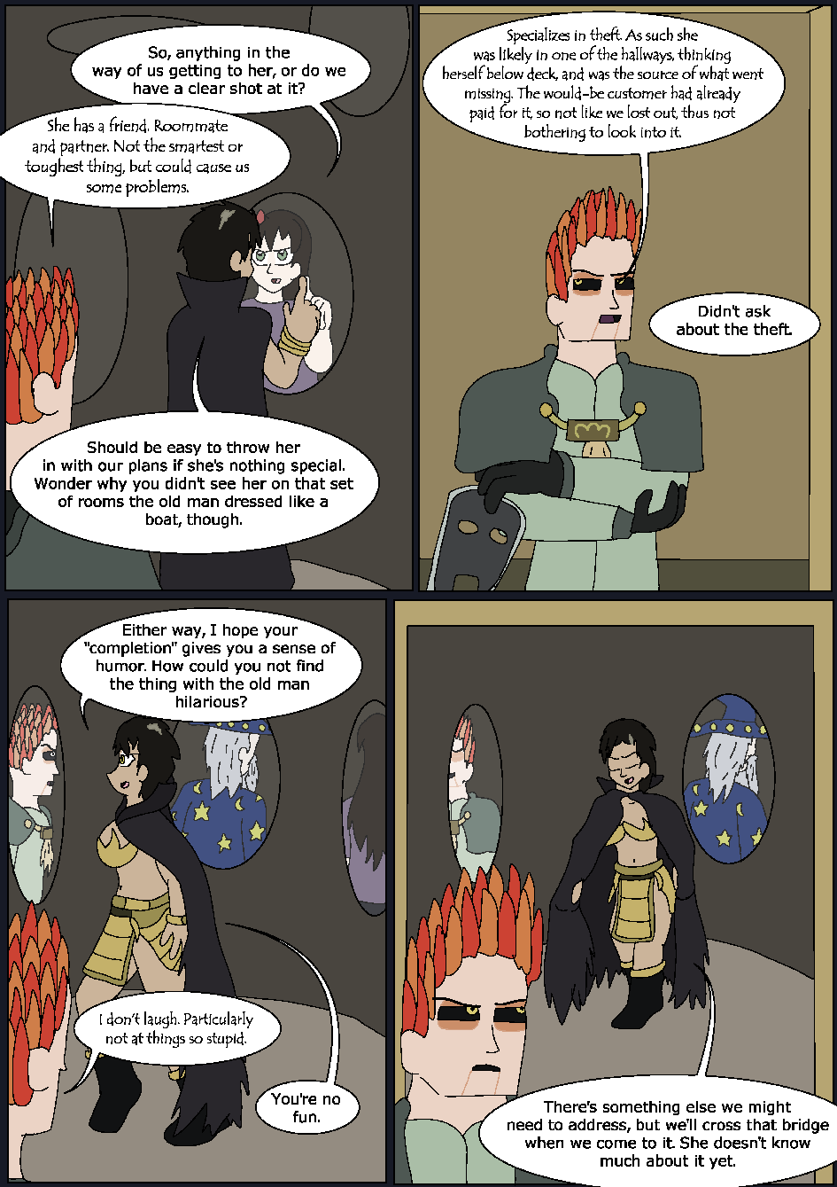 The Hidden Flame, Page 44