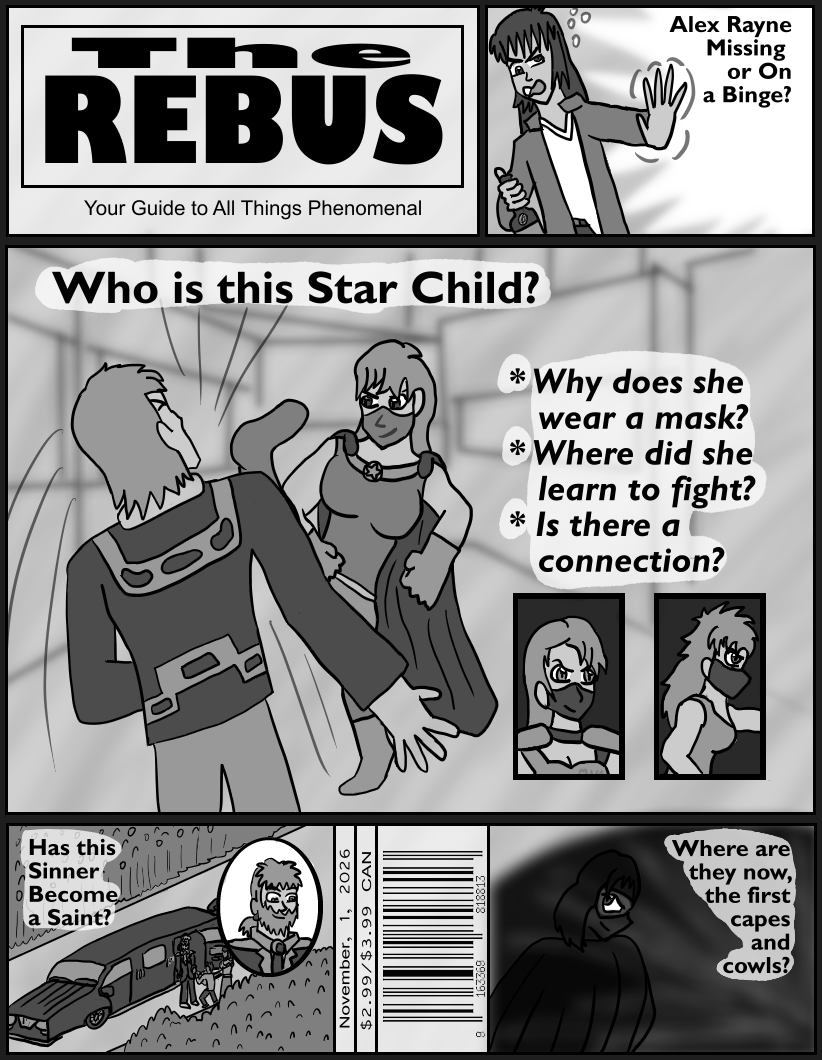 Filler: The Rebus, Page 1