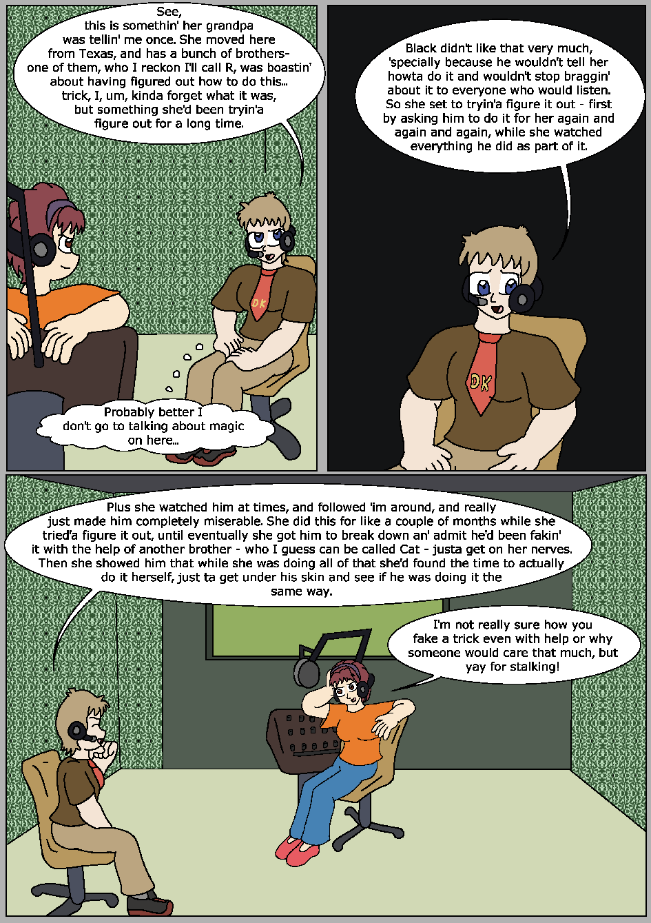 98.9: The Ride, Page 27