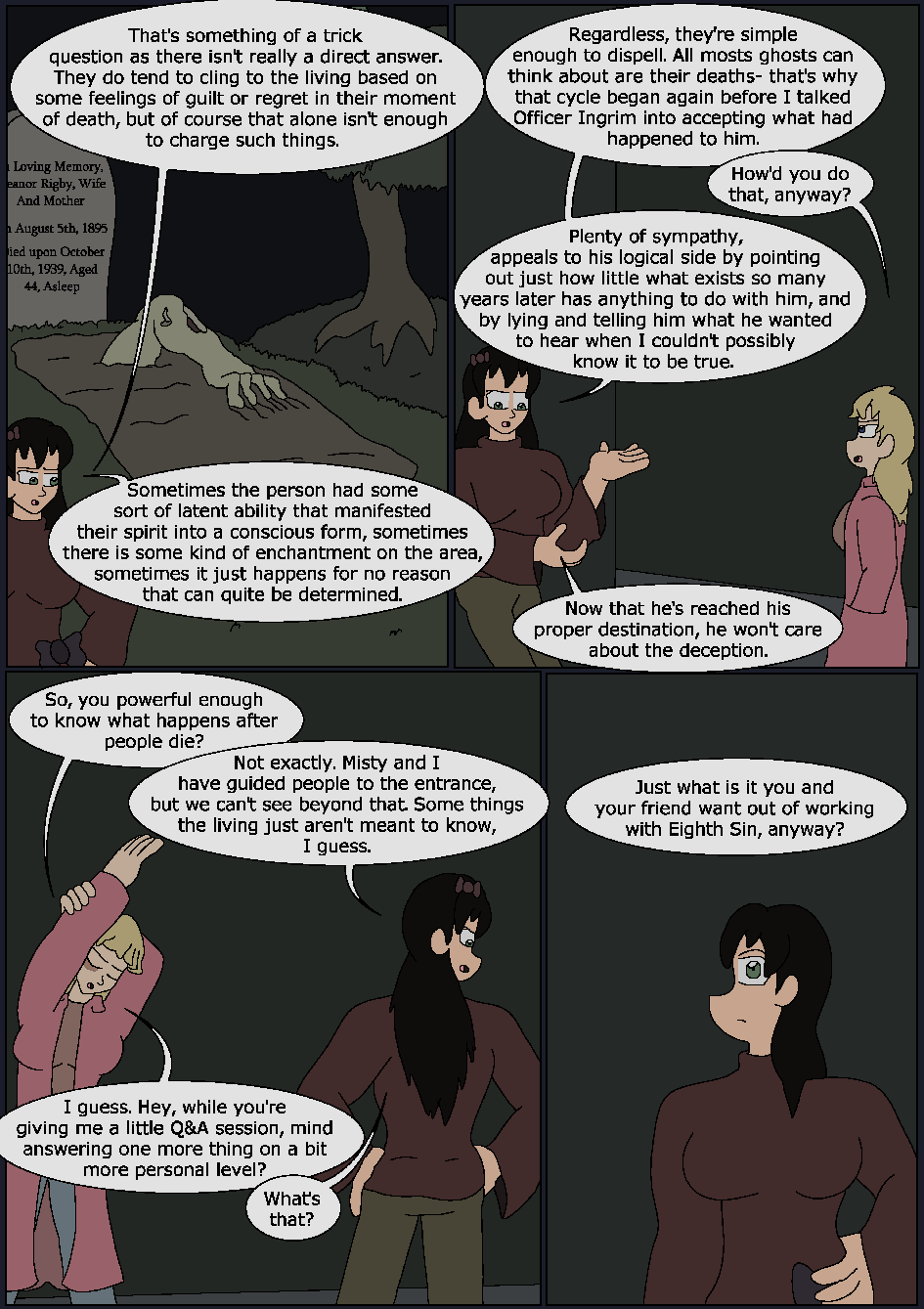 Ghosts in the Attic, Page 19