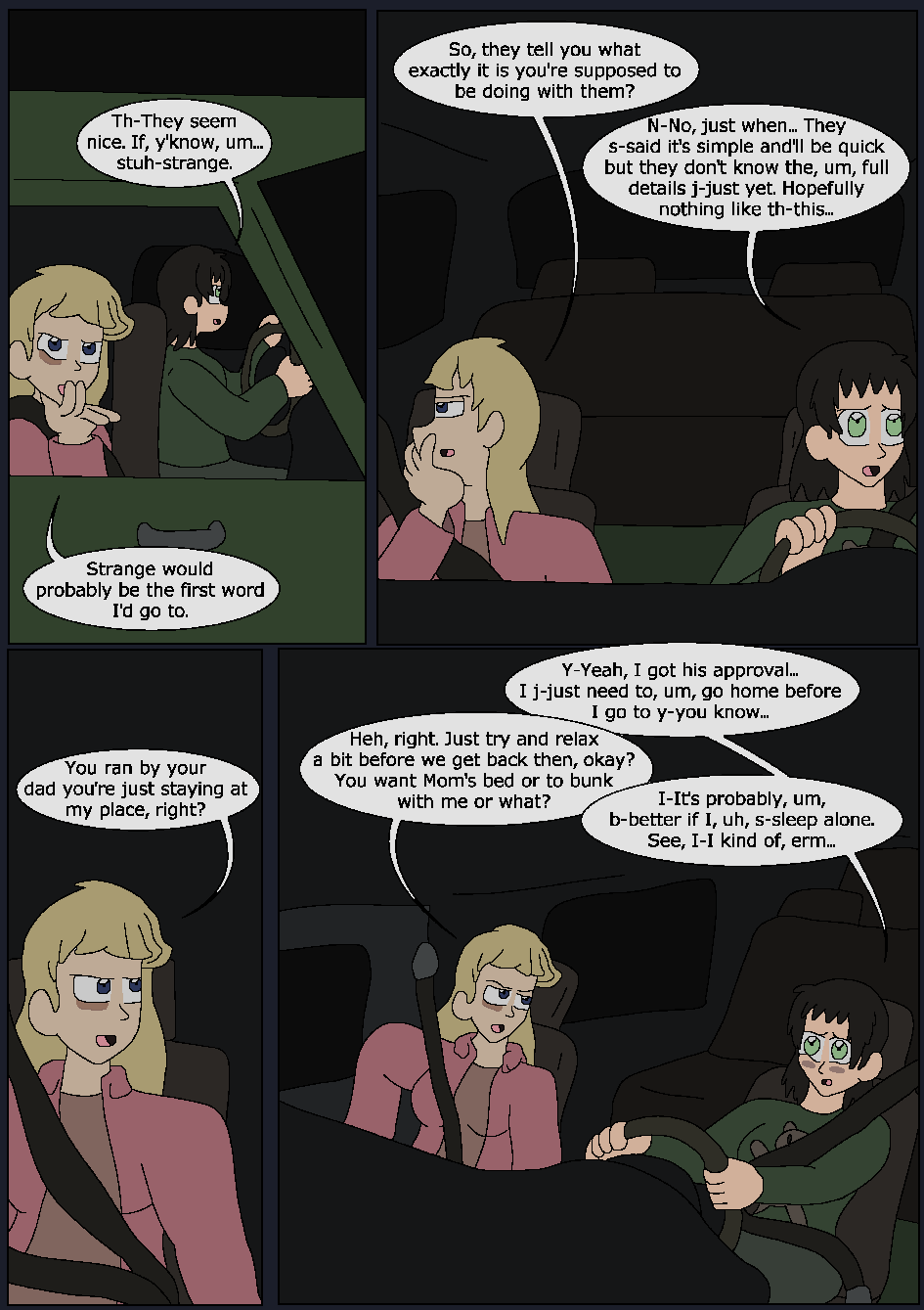 Ghosts in the Attic, Page 23