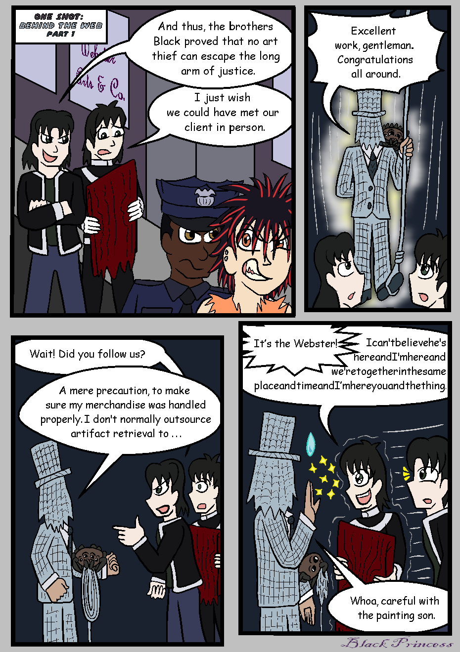 Filer: Behind the Web, Page 1