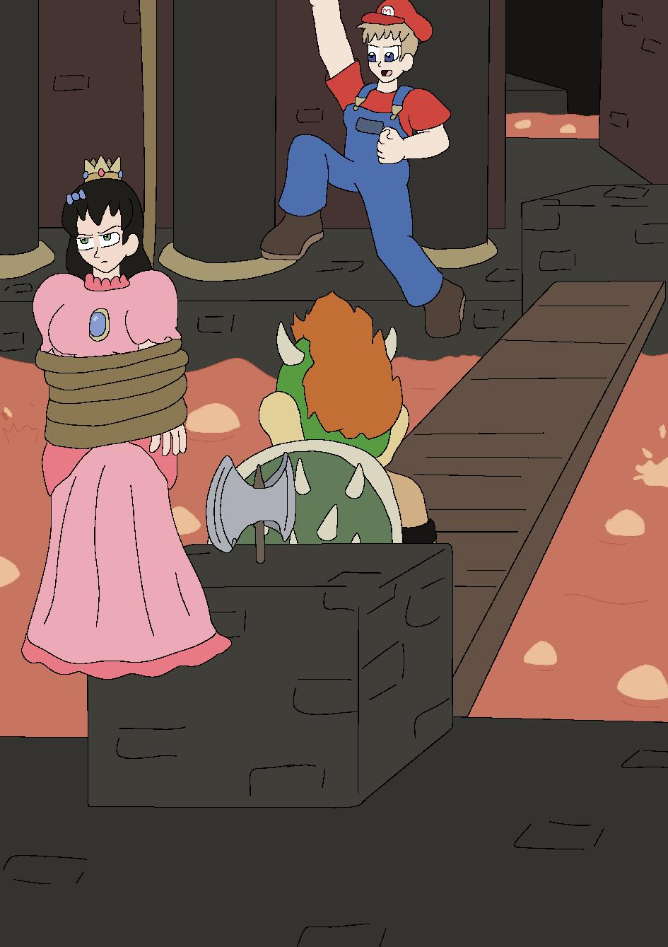 Filler: Saving the Princess