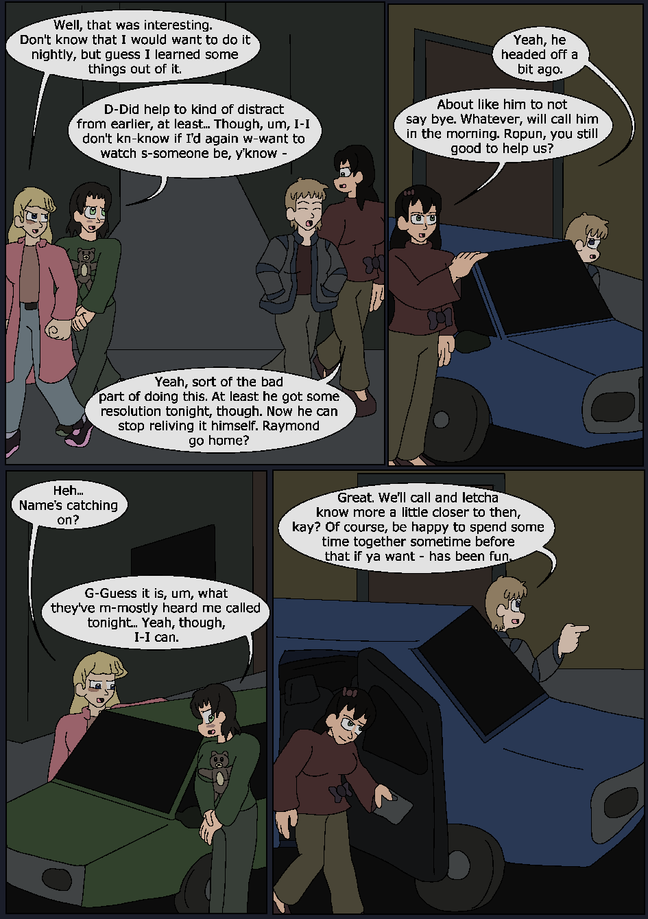 Ghosts in the Attic, Page 22