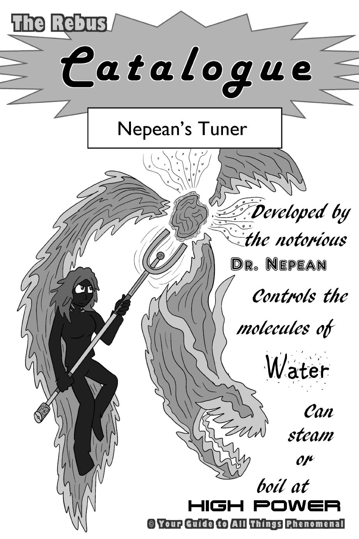 The Rebus: Nepean's Tuner