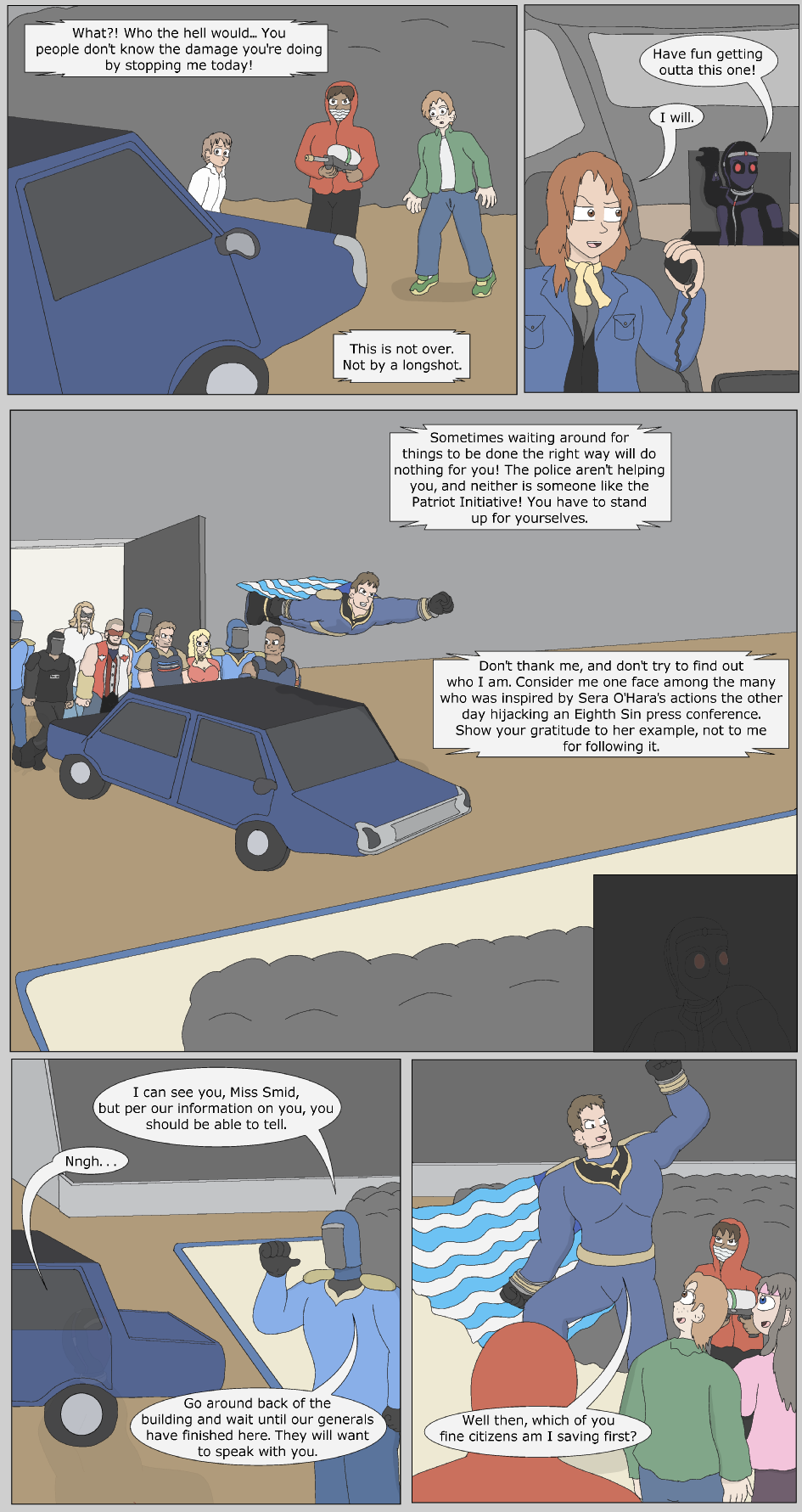 The Fast Life, Page 23