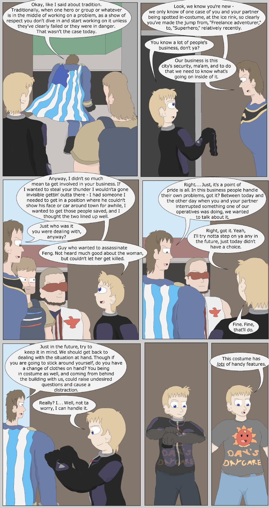 The Fast Life, Page 26