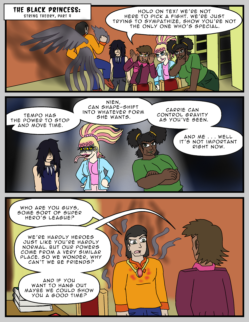String Theory- Page 4