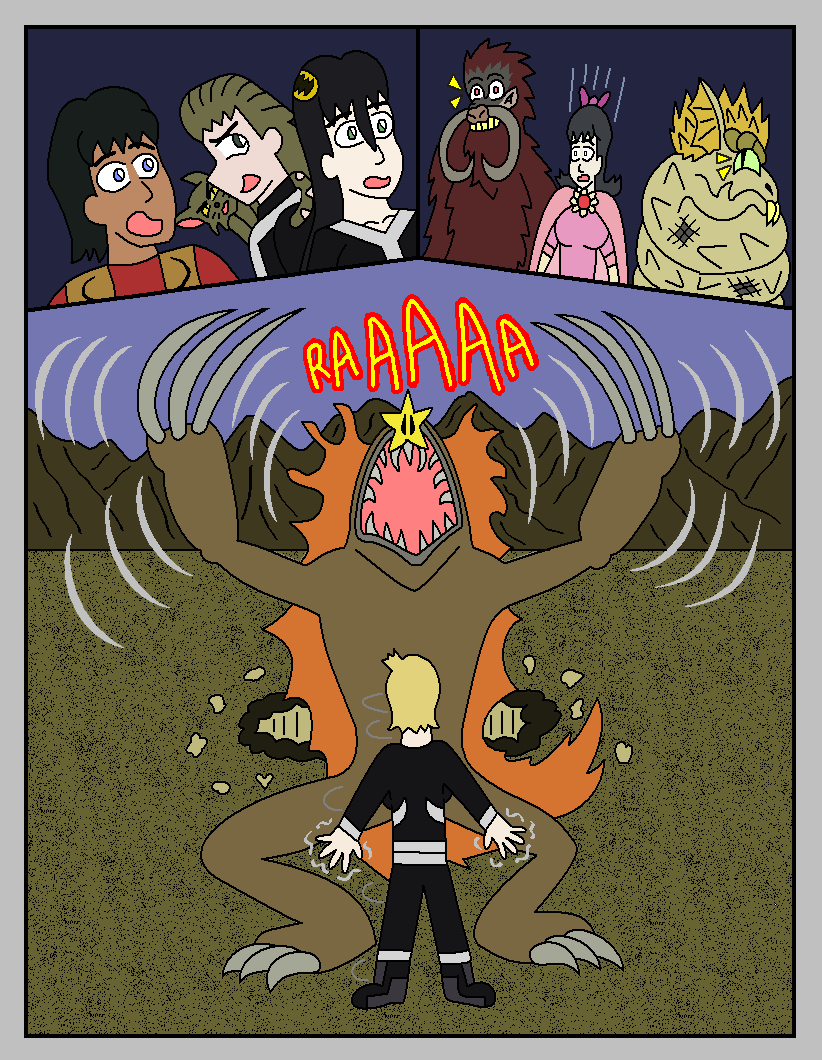 The Moon Prince, Page 17