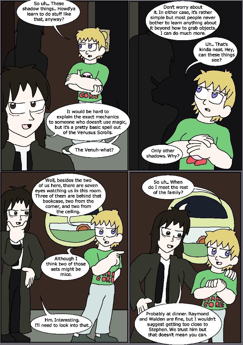 La Familia, Page 10
