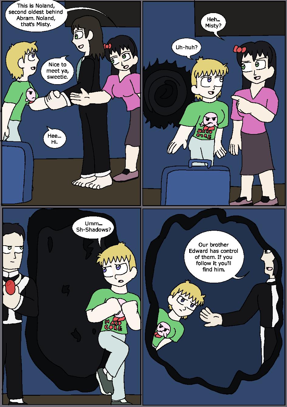 La Familia, Page 5